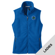L219 - OOTAE025 - EMB - Ladies Fleece Vest